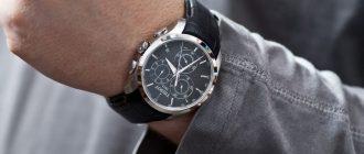 О чем стоит знать, выбирая наручные часы?