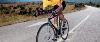 Рекорд скорости велосипеда