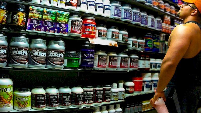 Спортивное питание. Правильный выбор - здоровье и успех