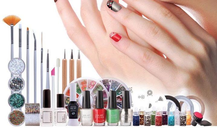 ATICA – профессиональный магазин ногтевого сервиса