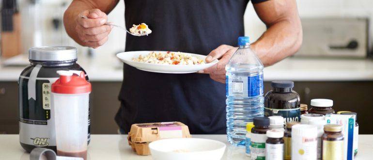 Важность спортивного питания
