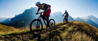 Как влияет катание на горном велосипеде на ваше здоровье?