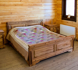 Деревянная или металлическая кровать?