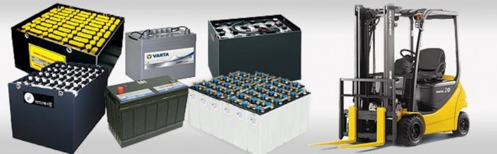 Как правильно выбрать аккумулятор для электрического погрузчика?